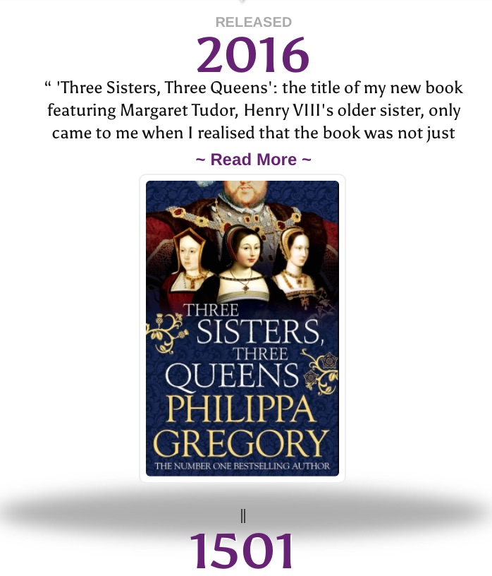 Latest Novel by Philippa Gregory