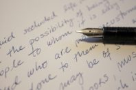 The Many Benefits of Handwriting